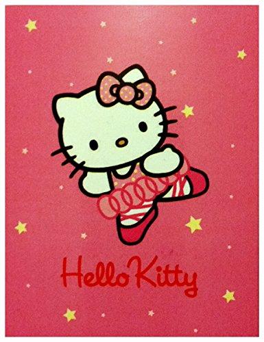 Hello Kitty Decke Vliesdecke