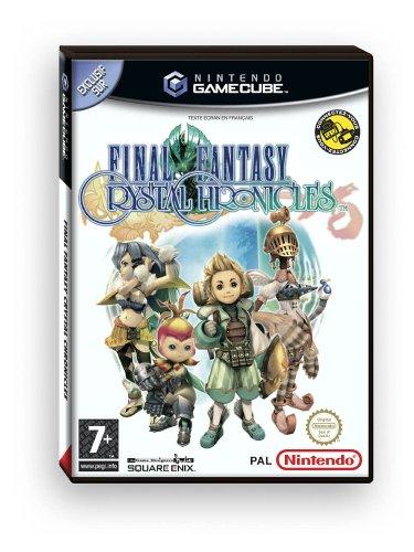 Final Fantasy Crystal Chronicles [GAME CUBE] [Importado de Francia]