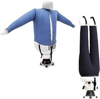 EOLO RepaSSecheur repasse et sèche automatiquement Chemises, Pantalons. Il rafraîchit vêtements avec air Froid Repassage V...