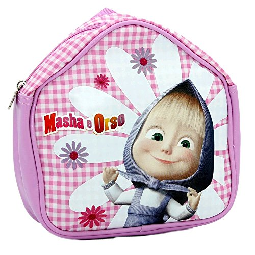 ZAINETTO INFANTILE MASHA E ORSO BOY