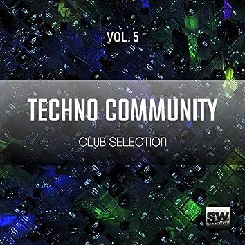 Techno Community, Vol. 5 (Club Selection)