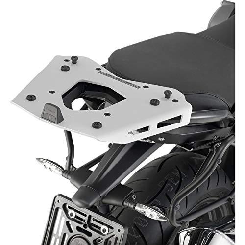 Givi SRA5117 Topcase Placa de Soporte de Aluminio para Maleta Monokey, Other