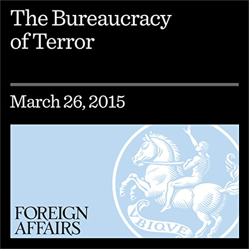 The Bureaucracy of Terror audiobook cover art