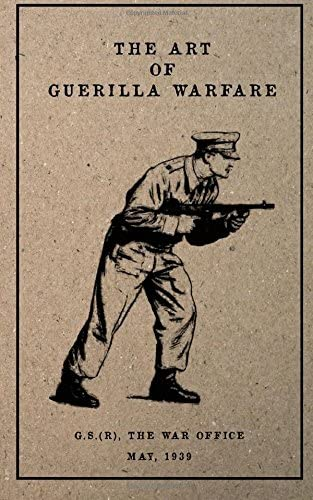 The Art of Guerilla Warfare May 1939 product image