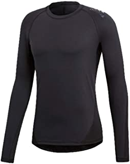 [アディダス] コンプレッション アルファスキン チーム ロングスリーブTシャツ EBR74 メンズ