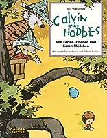 Calvin & Hobbes - Von Ferien, Fischen und fiesen Maedchen - Sammelband 03
