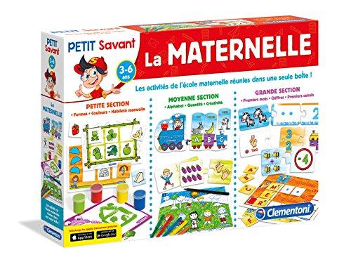 Clementoni 62411 La Maternelle Jeu éducatif