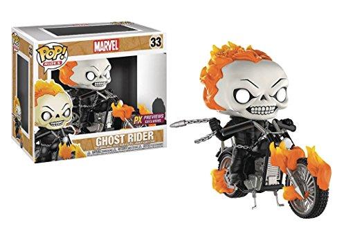 Figura Pop Marvel Classic Ghost Rider Exclusive