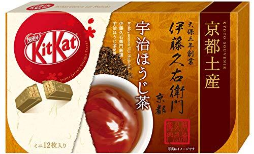 ネスレ日本  キットカット ミニ 伊藤久右衛門 ほうじ茶  12枚