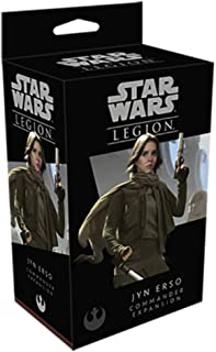 Fantasy Flight Games FFGSWL31 Star Wars: Legion-Jyn ERSO Commander Expansion, Colores Variados