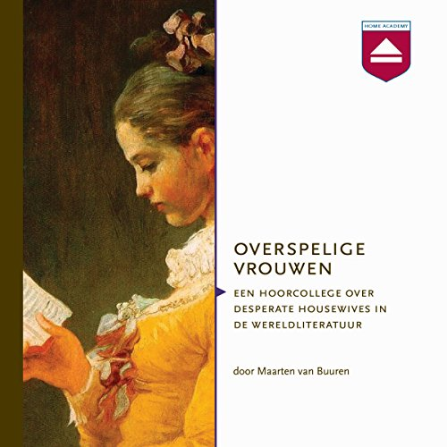 Overspelige vrouwen audiobook cover art
