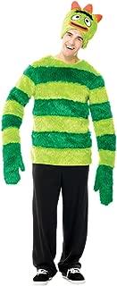 Papermagic Mens Funny Yo Gabba Gabba Brobee Theme Party Fancy Costume