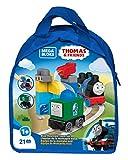 Mega Bloks Blue Mountain Thomas & Friends Juego de Construcción, Juguetes Bebés 1 Año (Mattel FMB00)