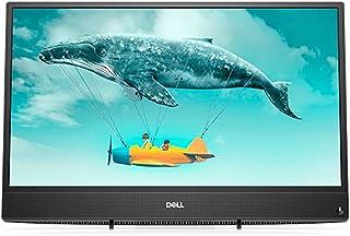 Dell Inspiron 3477 All-in-One Desktop -Intel Core i3-7130U, 23.8-Inch FHD, 1TB, 4GB, Eng-Arb-KB, Windows 10, Black