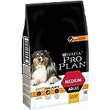 Pro Plan Medium Adult con Optibalance, Rico en Pollo–7kg–Croquetas para Perros Adultos de tamaño Mediano