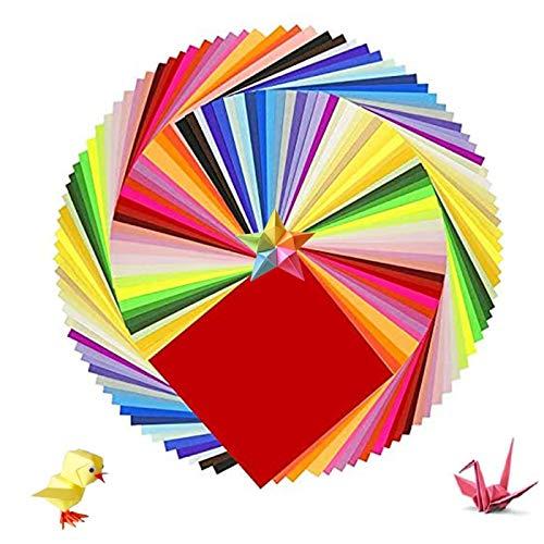 Sunshine smile Origami-Papier,faltpapier Kinder,faltpapier bunt quadratisch,faltpapier bastelprojekte,Origami bastelpapier,Origami für Kunst und bastelprojekte,Origami Papier für DIY Weihnachten