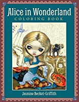 Alice in Wonderland Coloring Book (Colouring Books)