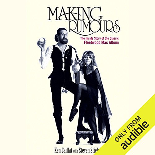 Making Rumours audiobook cover art