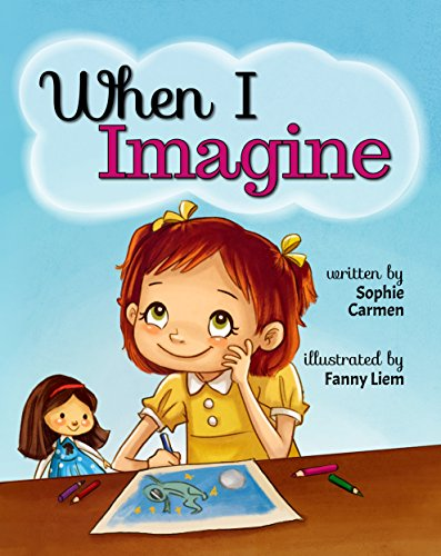 When I Imagine by Carmen, Sophie ebook deal