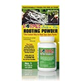 Hormex Rooting Hormone Powder #1 | for Easy to Root Plants | IBA Rooting Powder...