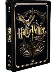 Pack Harry Potter - Colección Completa Golden Steelbook 2019 Bd [Blu-ray]
