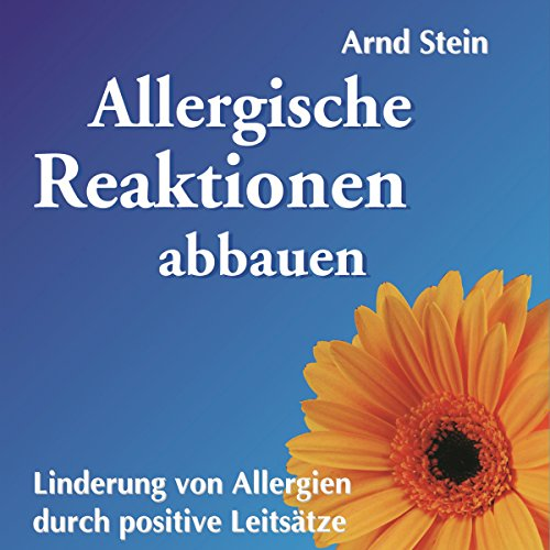 Allergische Reaktionen abbauen. Aktiv-Suggestion cover art