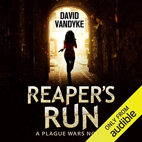 Reaper's Run audiobook cover art