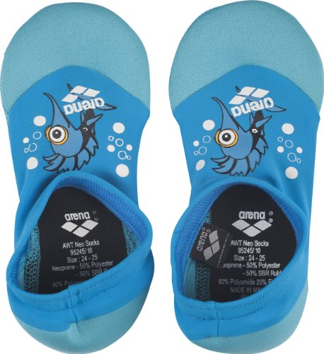 arena Kinder Neoprensocken, Punk-Martinica, 24-25, 95245