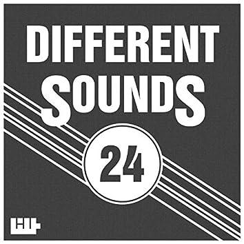 Different Sounds, Vol.24