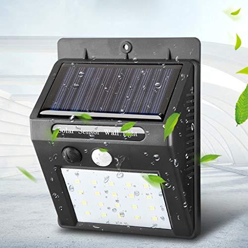 TXTC wandlampen voor buiten, schemering en schemering, helder, waterdicht, voor buiten