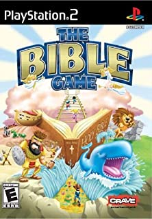 The Bible Game - PlayStation 2
