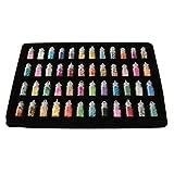 48 Botellas De Uñas Pegatina