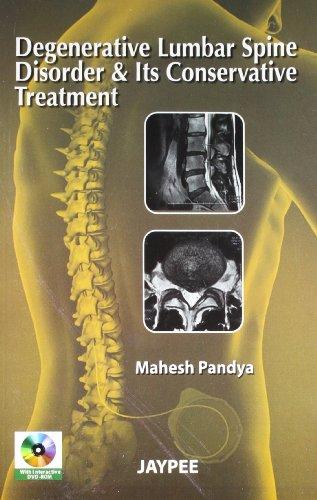Degenerative Lumbar Spine Disorder & Its Conservative Treatment