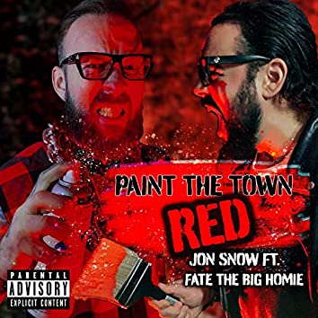 Paint The Town Red (feat. Fate The Big Homie)