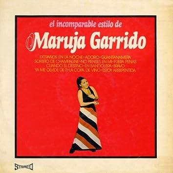 El imcomparable estilo de Maruja Garrido