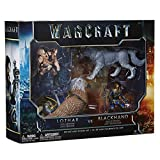 Jakks Pacific - Warcraft Battle In A Box : Lothar Vs Blackhand (PC)