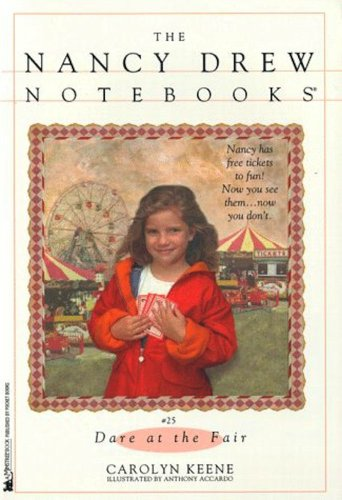 Dare at the Fair (Nancy Drew Notebooks Book 25) (English Edition)