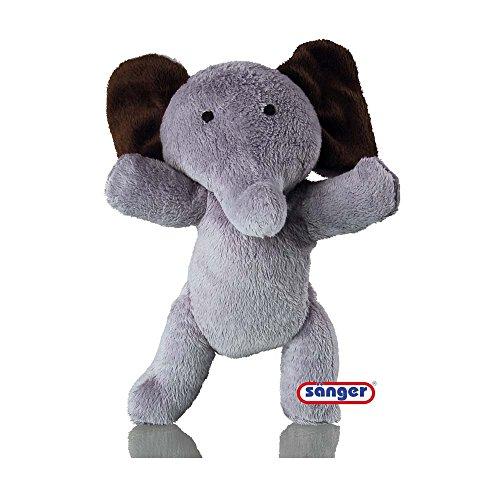 Zoo-Baby Elefant Jumbo mit Kirschkernkissen, Wärmekissen, Kältekissen, Wärmetier