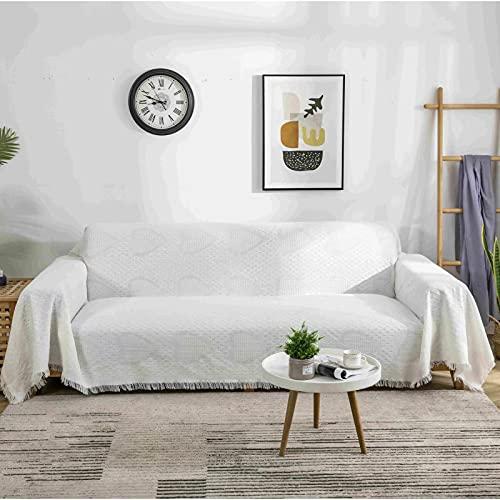 Disponibile su entrambi i lati Copridivano piccolo, telo da divano, multiuso. Copertura protettiva per mobili decorativa