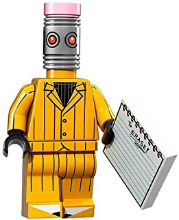 LEGO Batman Movie Series 1 Collectible Minifigure - The Eraser (71017)