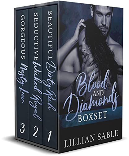 Blood and Diamonds Complete Series (Books 1-3): A Dark Bully Romance (English Edition)