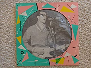 buddy holly picture disc