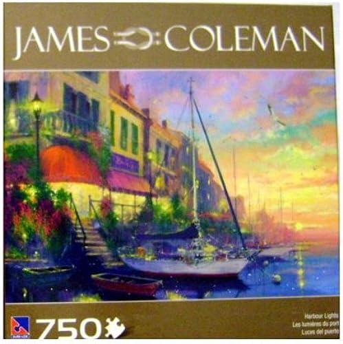 más vendido JAMES COLEMAN HARBOUR LIGHTS LIGHTS LIGHTS 750 Piece PUZZLE by Sure-Lox  de moda