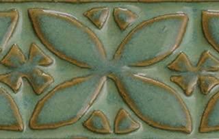 Amaco Potter's Choice Glaze, Textured Turquoise Pint