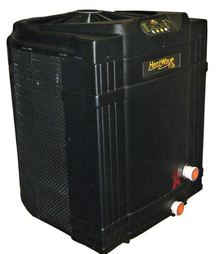 Aquacal Heatwave SuperQuiet Icebreaker Heat-Cool Swimming Pool Heat Pump - SQ120R