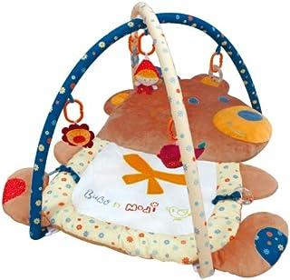 Qtot Bubo N Modi Bear Shape Soft Play Mat_033657 Multi Color