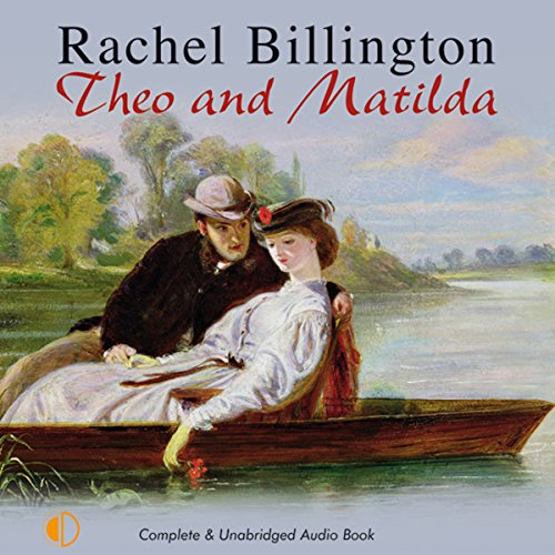 Theo and Matilda audiobook cover art