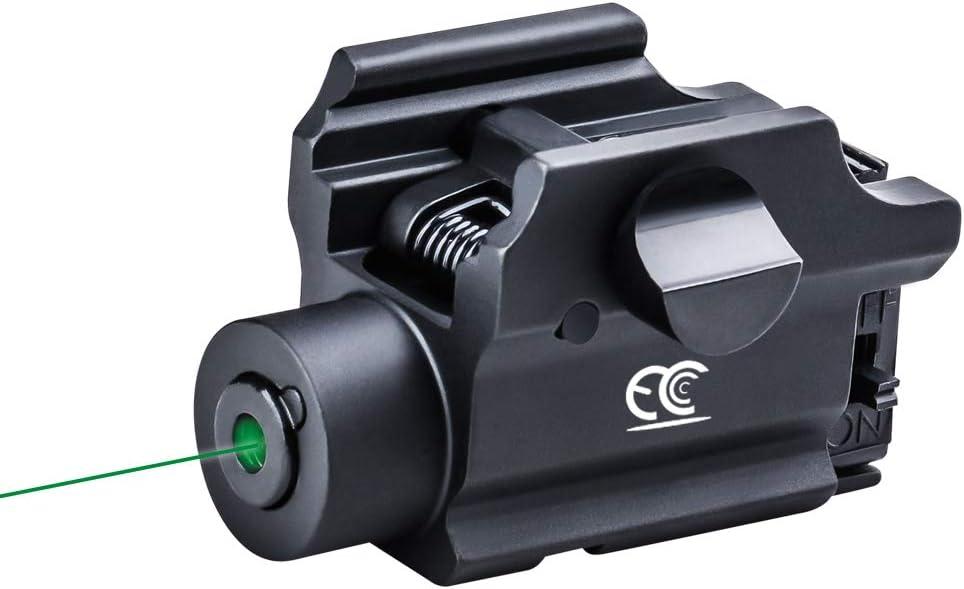 MCCC Green Laser Sight for Ra Picatinny Shotguns supreme Recommended Rifles Handguns