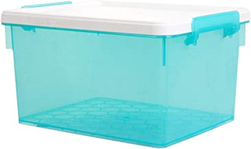 Citylife X-6268 IB PIATTO 21L Storage Box, 41 * 32 * 22.5cm, Ice Blue