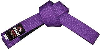 Cinturón Fuji BJJ Púrpura A3